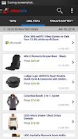 Screenshot of eDealinfo: Daily Hot Deals