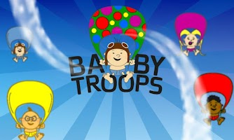 Screenshot of Baby Troops