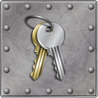 KeyRing Free Password Manager icon