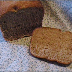 Basic, Light & Easy Whole Wheat Bread