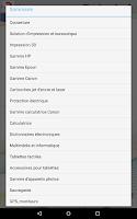Screenshot of Adveo France - Catalogue 2015