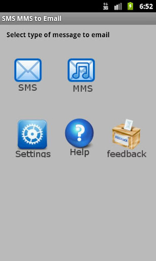 SMS MMS to Email Trial