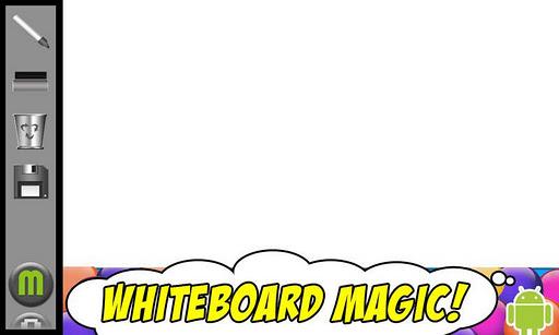 ホワイトボード~カラーおえかきメモ帳~
