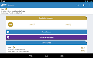 Screenshot of RTM