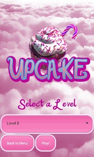 UpCake - screenshot