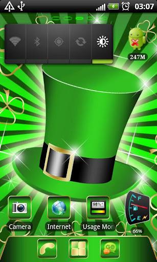 St Patricks Day GO Launcher