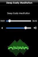 Screenshot of Sleep Easily Guided Meditation
