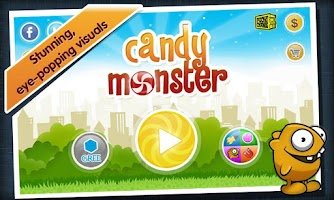 Screenshot of Candy Monster