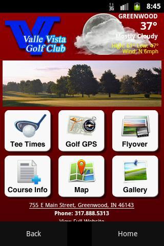 Valle Vista Golf Club