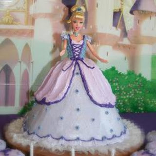 Barbie Cake Recipes