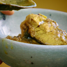 Cinnamon And Coconut Fish Curry