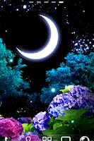 Screenshot of Ajisai-Firefly LWP Trial