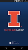 Screenshot of Fighting Illini Gameday Lite