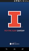 Screenshot of Fighting Illini Gameday LIVE
