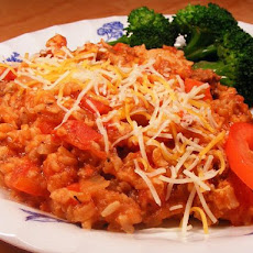 Bill's Spanish Rice