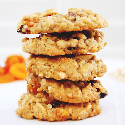 Not Your Grandma's Oatmeal Cookies