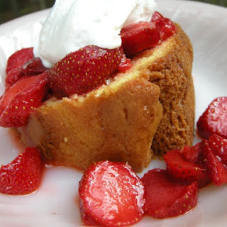 Pound Cake With No Sugar Recipes