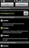 Screenshot of Forgotten Phone