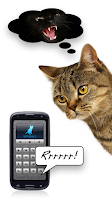 Screenshot of Human-to-Cat Translator
