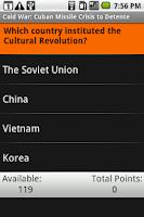 Screenshot of Cold War: Cuban Missile Crisis