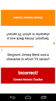 Screenshot of 2 Player Quiz: Movies & TV
