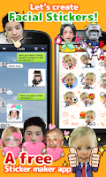 Screenshot of StickerMe Free Selfie Emoji