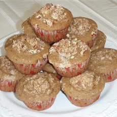 Coffee Praline Muffins