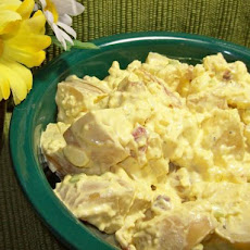 24 Carat Yellow Gold Potato Salad