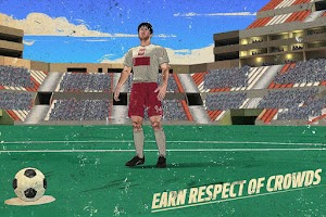 Screenshot of Football Cup Real World Soccer