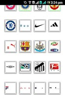Screenshot of Sports Logo Quiz