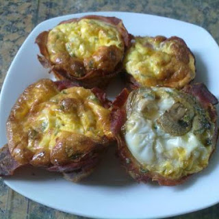Bacon Muffins Recipes