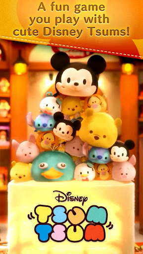 LINE: Disney Tsum Tsum - screenshot