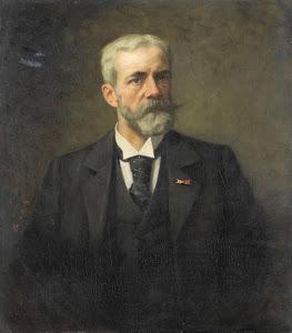 RIJKS: Thérèse Schwartze, Koene & Büttinghausen, Pieter Koene: painting 1896