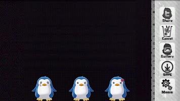 Screenshot of Mawaru Penguindrum Camera