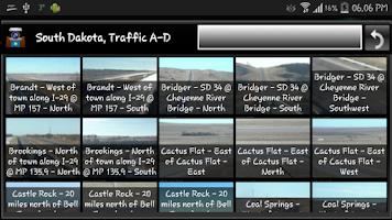 Screenshot of Cameras South Dakota
