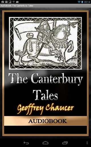 【免費書籍App】Audiobook: Canterbury Tales-APP點子