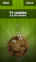 Screenshot of Cookie Tapper