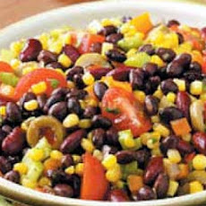 Colorful Bean Salad