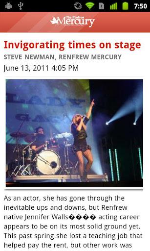 玩新聞App|Renfrew Mercury免費|APP試玩
