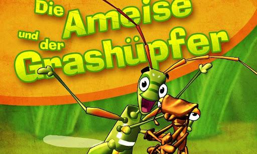 Die Ameise und der Grashüpfer