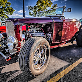 Roadster by Ron Meyers - Transportation Automobiles