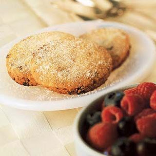 Walnut-Currant Shortbreads