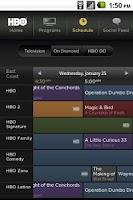 Screenshot of HBO