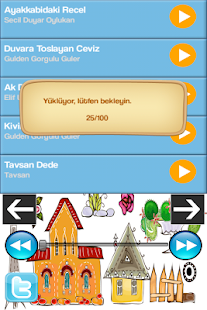 Sesli Masallar - screenshot