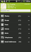 Screenshot of PlaceMemo Lite