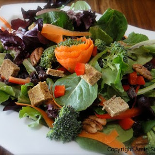 Italian Seasoned Croutons (using almond meal)