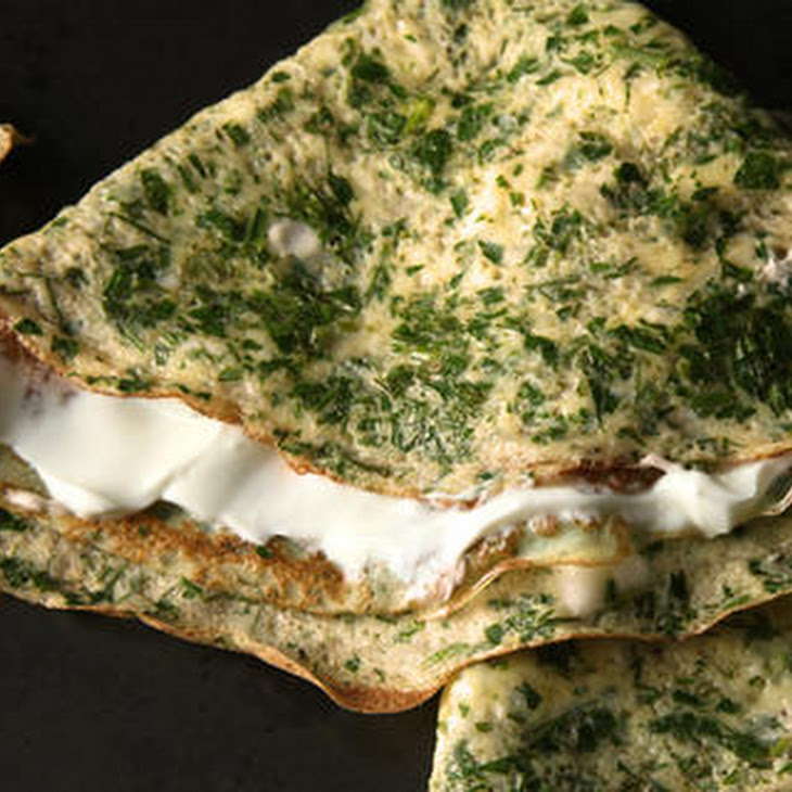 Herb Omelets Recipe | Yummly
