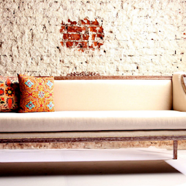 Sofa by Ashok Sanku - Artistic Objects Furniture