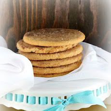 Cinnamon- Vanilla Monster Cookies