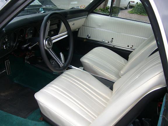 Legendary Auto Int 1969 Bucket Seat Covers Chevelle Tech